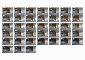"""10113 light impression"",2013, n.38 photographs"