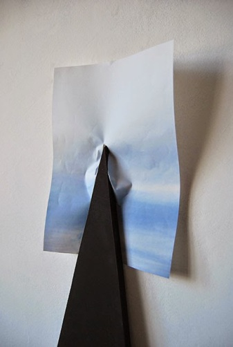 """""""Void reflection"""", detail"""