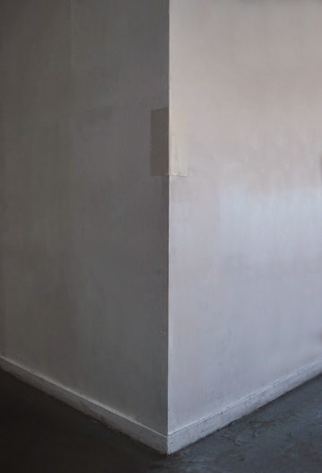 """""""Between day and night-Second skin"""",2008-2014,Installation on wall, dry point on paper"""