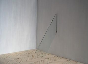"""Attraverso II"",2011,Installation,glass"
