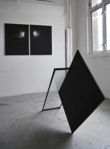 Hackney Wick_Open studio,2013 - Reflections