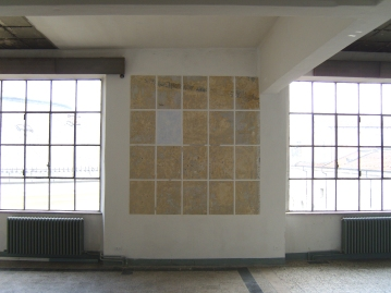 """""""Untitled"""",2008,Intervention on wall"""