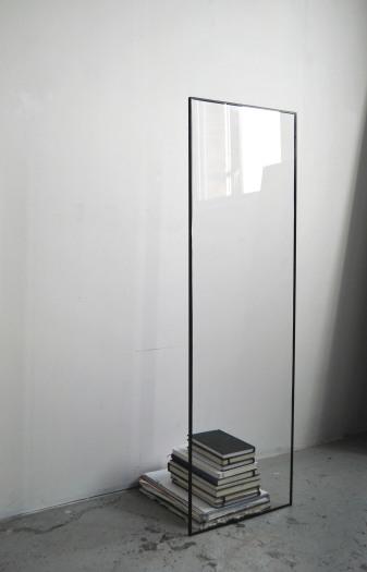 """""""In-between"""",2014,glass,sketchbooks"""