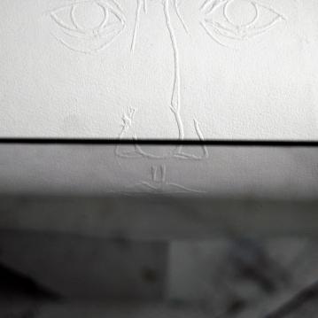 """""""Ricurvo tra un triangolo e un rettangolo"""",2014_Detail"""