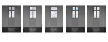 """Reflection III"", 2014, photographs on Hahnemuhle photo Rag Pearl. cm.29.7x21 (each)"