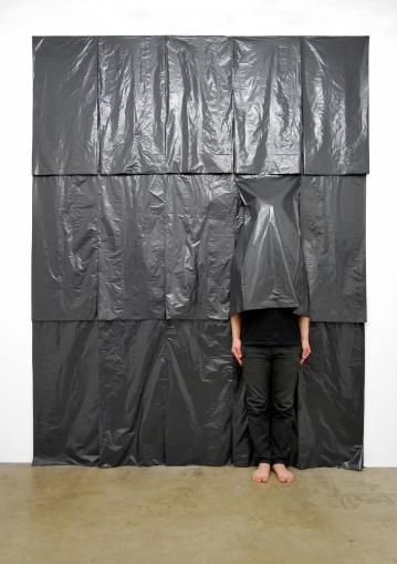 Wall with presence,2015, giclee print