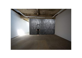 Wall with presence,2015,giclee print