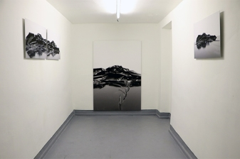 Installation view, 2017, Lubomirov/Angus-Hughes Gallery,London