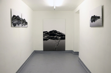 Installation view, 2017, Lubomirov/Angus-Hughes Gallery,London