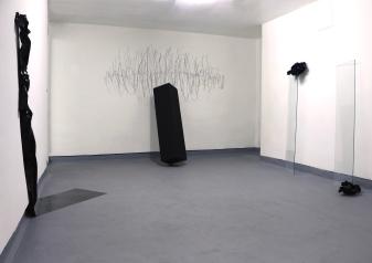 Installation view,2017, Lubomirov/Angus-Hughes Gallery,London