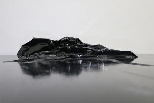 Iceberg,2017 print mounted on aluminium, cm.45x67 (ed.of 3 +1 Ap)