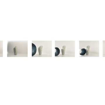 Osservatore rigirato, prints cm. 21x15 (each)