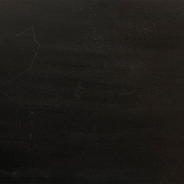 Ottava costellazione,2018, dandruff, acrylic,pencil on cardboard, cm.42x30 (series) SANMA|21.519